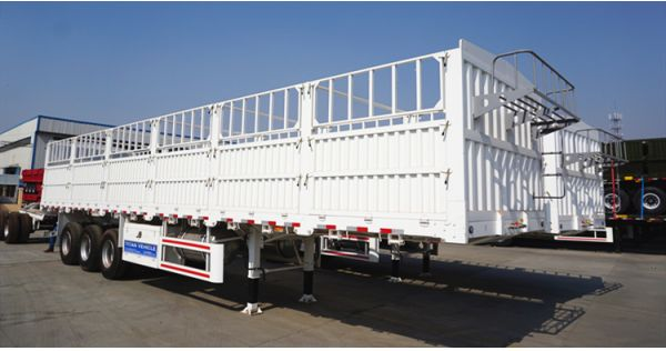 Tips for safe operation of fence semi trailer