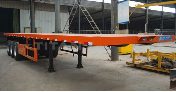 The importance of steel materials to tri axle trailers