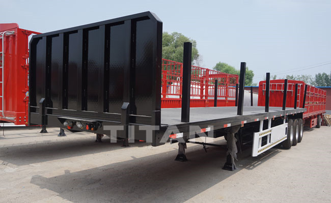 flatbed trailer with headboard and column (4).JPG