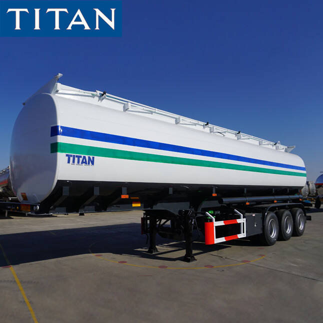 45000L Fuel TankerTrailer