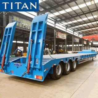 3 Axle 80 Ton LowBed