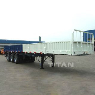 40ft side wall semi trailer