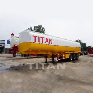33000 liters petroleum tanker trailer for sale
