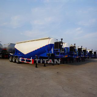 48 cbm cement silo trailer