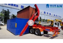 45 Tons Container Sidelifters